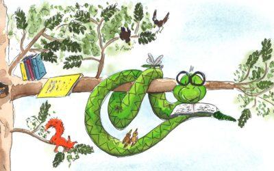 Bücherbeschaffung Klapperschlange